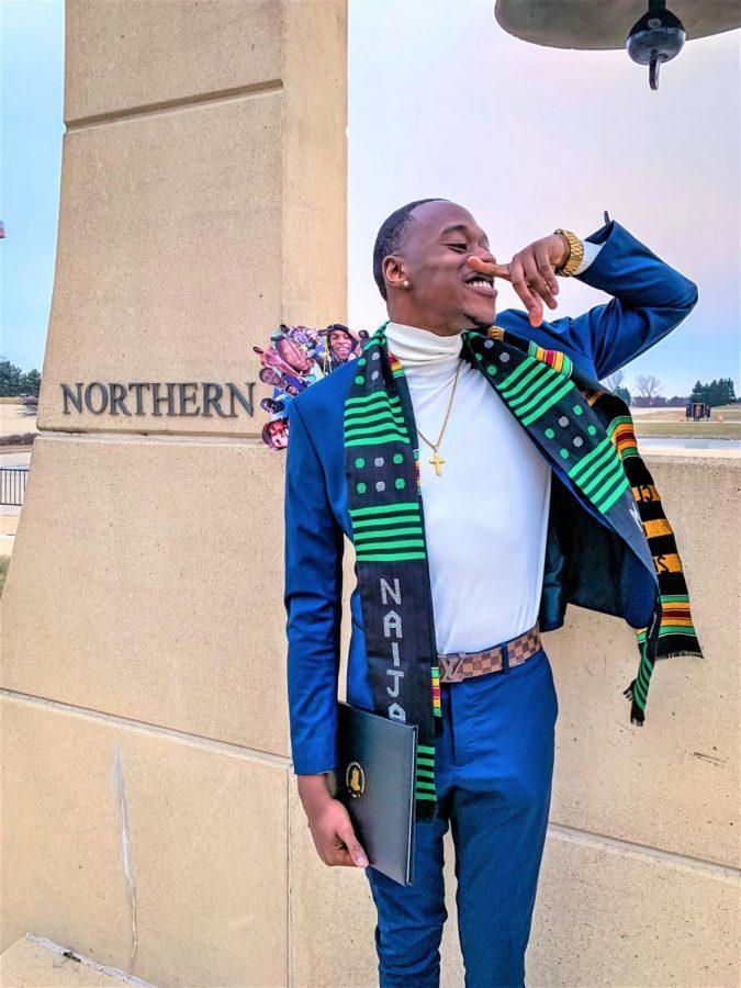 Alumnus devotes himself to music career