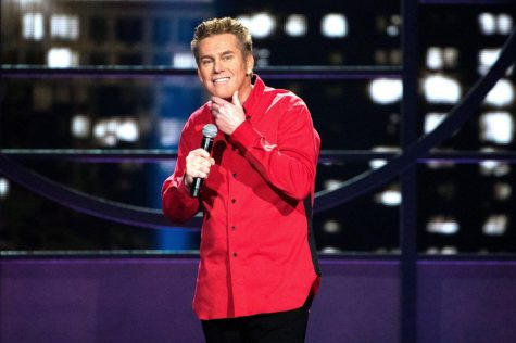 Comedian Brian Regan will perform 7 p.m. Sunday at the Egyptian Theatre, 135 N. Second St.
