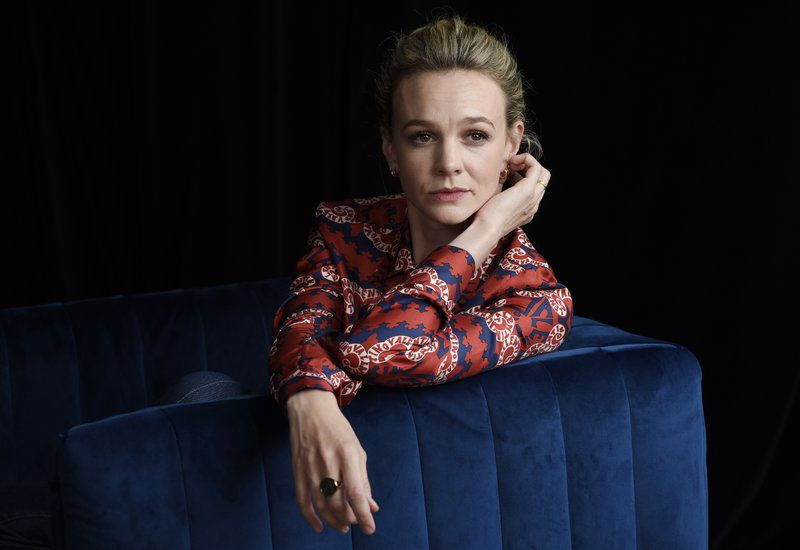 This Sept. 9, 2018, photo shows actress Carey Mulligan, a cast member in the film