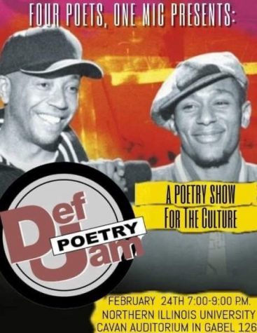 Four Poets, One Mic preview