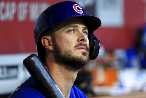 Kris Bryant's days on the Chicago Cubs are most likely numbered