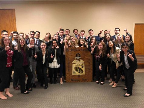 Pi Sigma Epsilon offers tools and networking opportunities to members