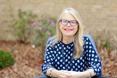 Suzanne Degges-White, Chair of the NIU Department of Counseling and Higher Education