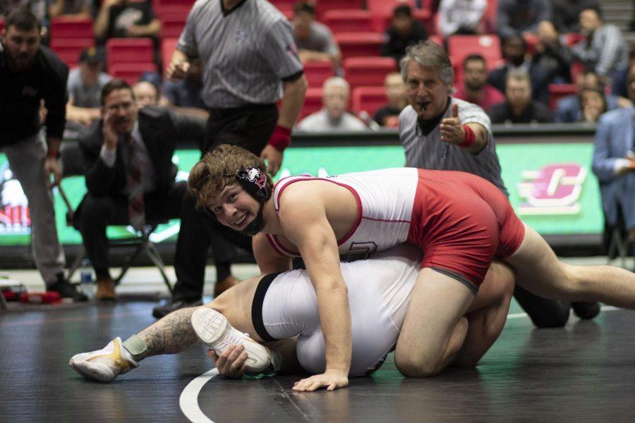 Brit Wilson takes home individual MAC Championship