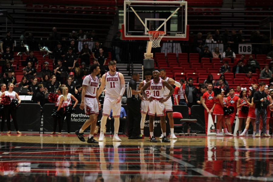 The 2019-20 men's basketball team will be one of NIU's biggest