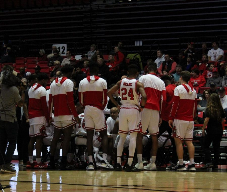 NIU Athletics releases men's basketball's non-conference home schedule