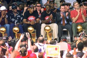 Huff's Hoops: Jerry Krause destroyed the Bulls, not Michael Jordan