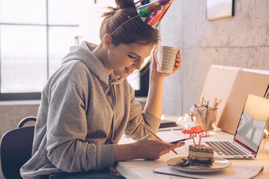 How to celebrate birthdays in self isolation