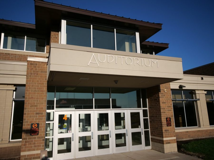 DeKalb High School Auditorium