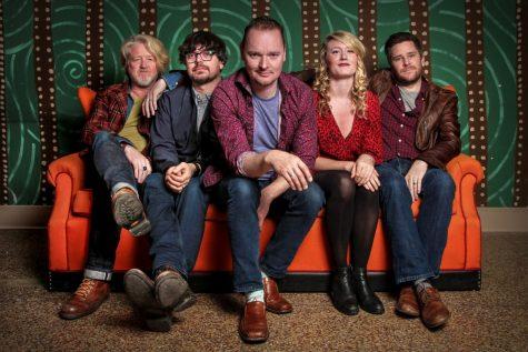 Celtic rock band Gaelic Storm