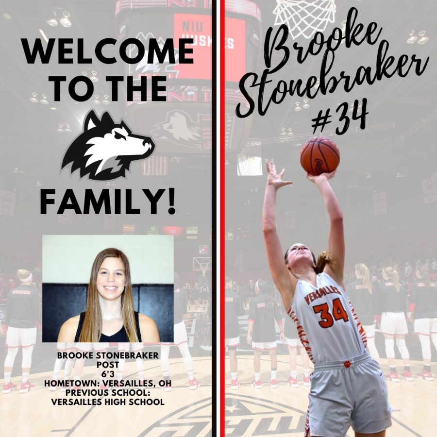 Brooke Stonebraker signs letter of intent to join Huskies