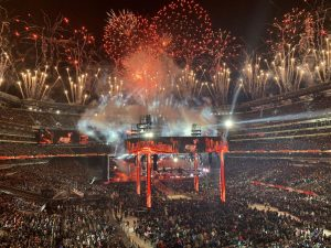 WrestleMania 36: Salvaged event limps to finish
