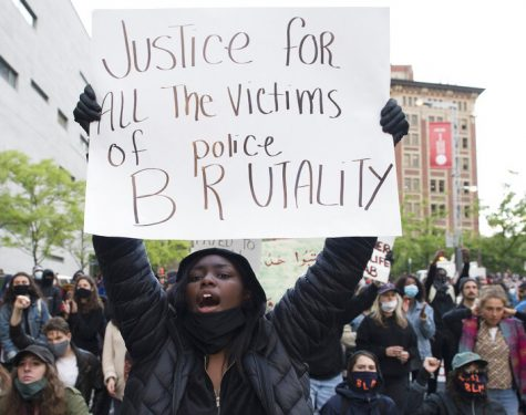 Open ears, open eyes, closed mouths: The duties of white America after police brutality protests