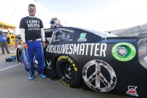 Bubba Wallace, NASCAR, and knowing when enough is enough