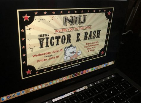 NIU Athletics hosting 10-day virtual Victor E. Bash event