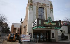 Egyptian Theatre continues renovations despite pandemic