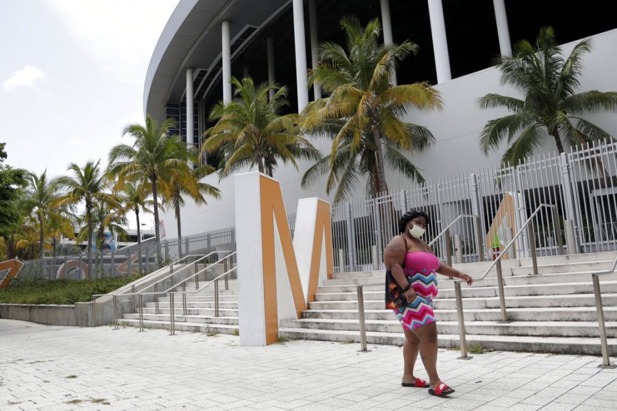 Marlins' COVID-19 outbreak leads to first canceled MLB game