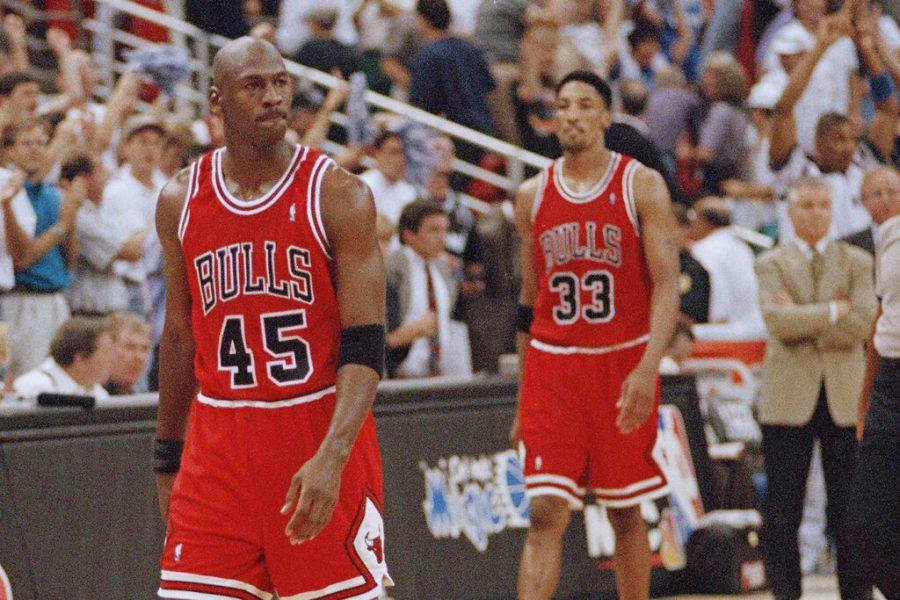 I had the privilege of witnessing Michael Jordan