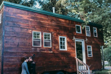 What building a tiny house taught us about life during COVID-19