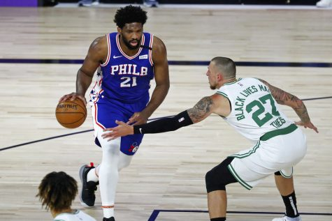 Huff's Hoops: Recap of NBA Playoffs first round