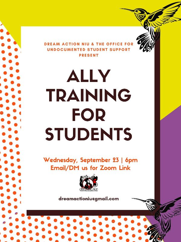 DREAM+Action+NIU+offers+ally+training+workshop