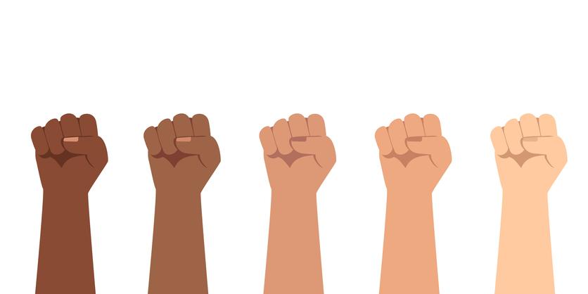 Black lives matters.