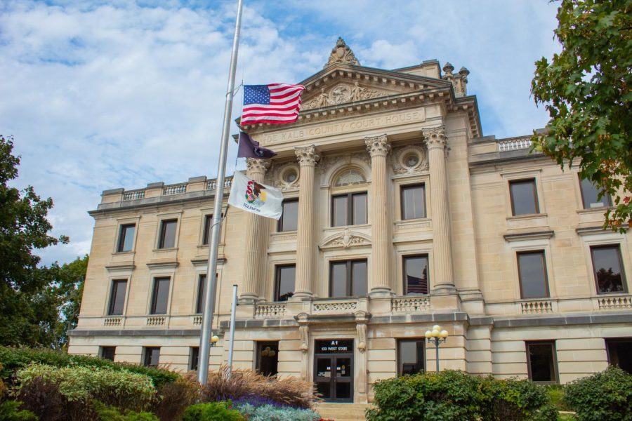 The 24-hour vigil will be held at the DeKalb County Courthouse, 133 W State St.