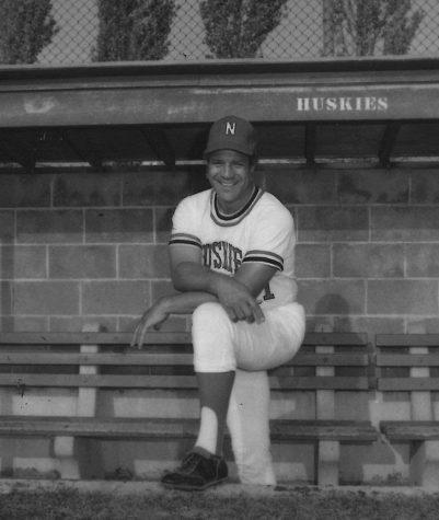 Former NIU baseball Head Coach Walt Owens.