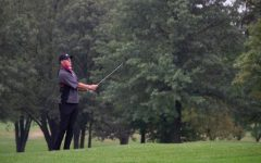 Men's golf's Russell Matos wins in playoff