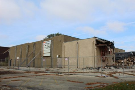 Campus Cinema location being torn down on Tuesday, Oct. 20.