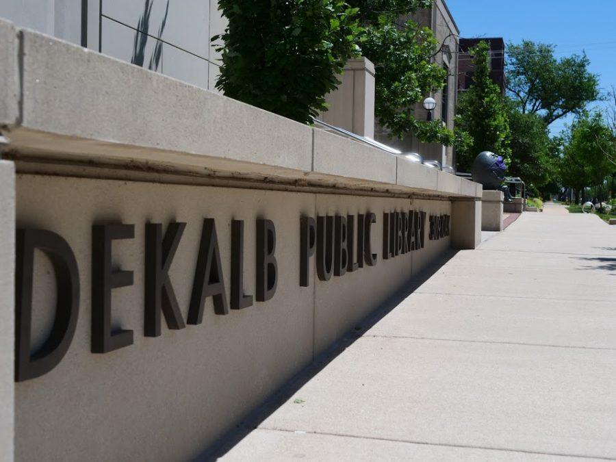 The+DeKalb+Public+Library.