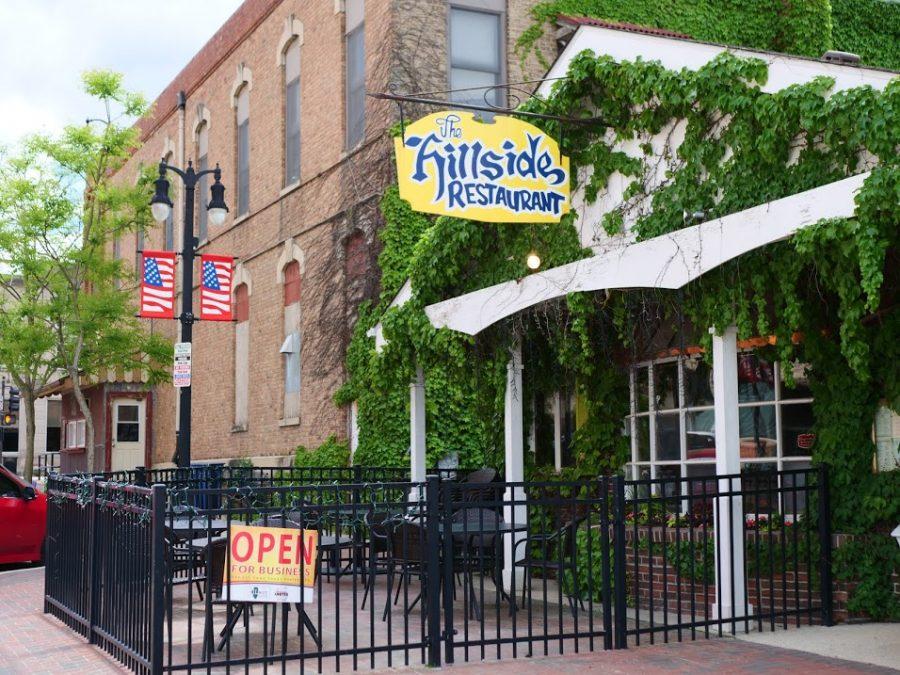 The Hillside Restaurant