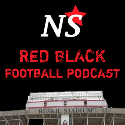 Red Black Football Podcast logo