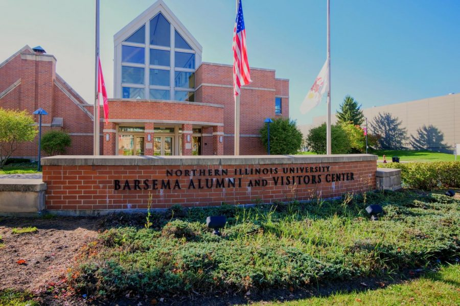 Barsema+Alumni+and+Visitors+Center+is+the+polling+location+on+NIU%27s+campus+located+at+231+N.+Annie+Glidden+Road.