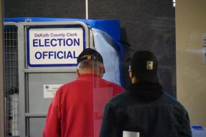 When will we know the election results for DeKalb County?