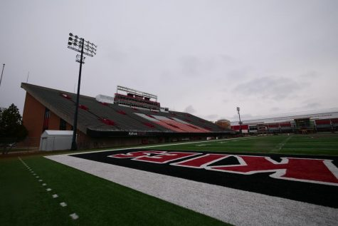 Northern Star File Photo of Huskie Stadium
