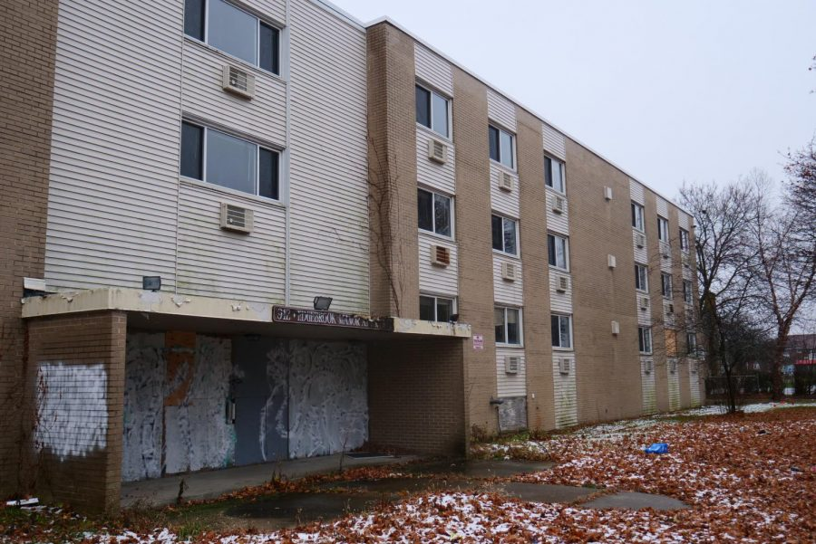 Edgebrook Manor Apartments, 912 Edgebrook Drive on Nov. 24.