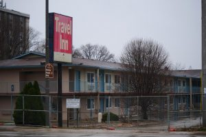Travel Inn, 1116 W. Lincoln Highway on Nov. 24.