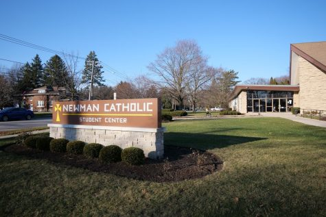 Newman Catholic Student Center