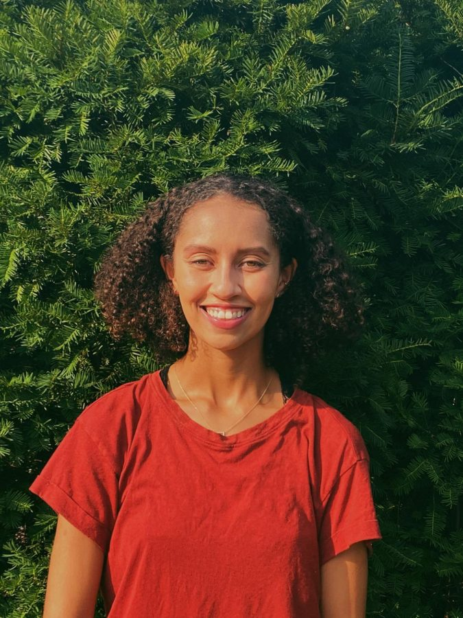 Kierra Frazier is the News Editor at the Northern Star. She is the only person of color currently serving as an editor. Black student representation isn't just a persistent problem at the Northern Star, but all across campus.