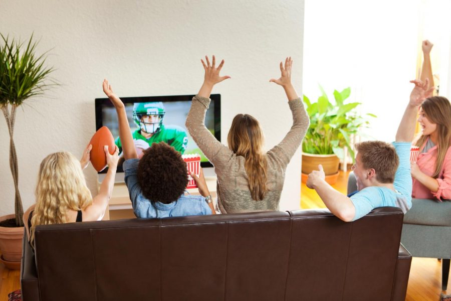 How to watch the Super Bowl safely in a pandemic