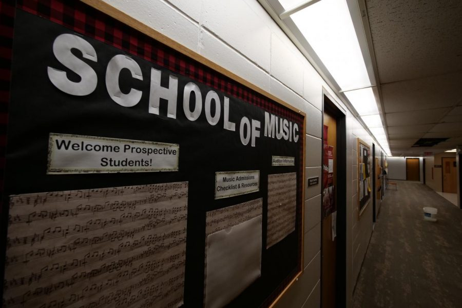 Five committees have been formed to embed faculty diversity goals in the School of Music curriculum.