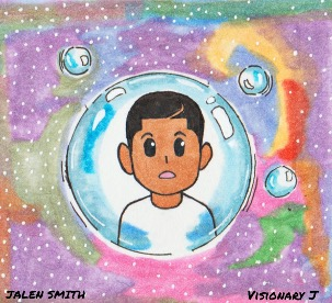 """Bubble Boy"" by Jalen Smith"