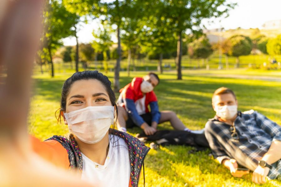 NIU students make most of experience despite pandemic