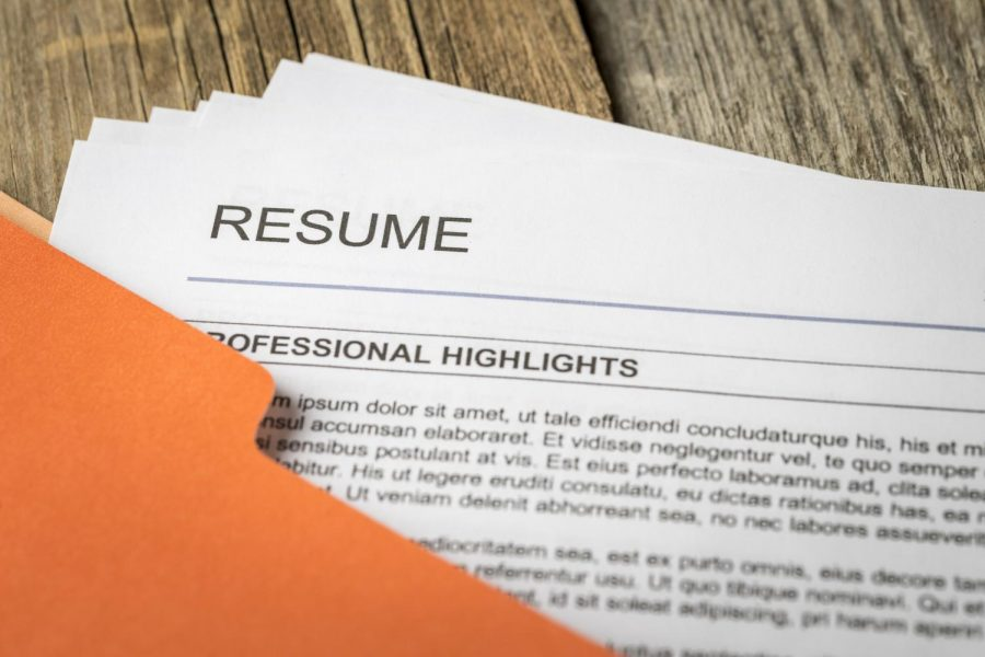 Virtual resume Q&A