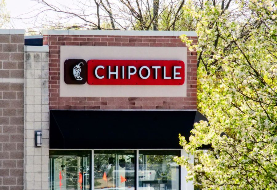 Chipotle is at 1013 W. Lincoln Hwy., DeKalb.
