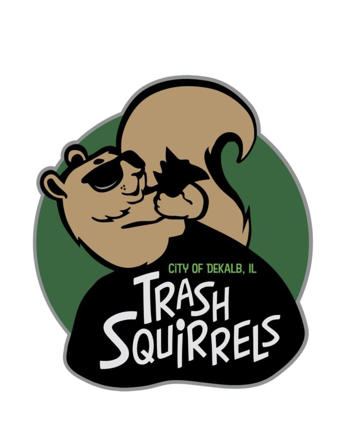 Trash Squirrels is a Facebook group that disposes of litter around the city of DeKalb.