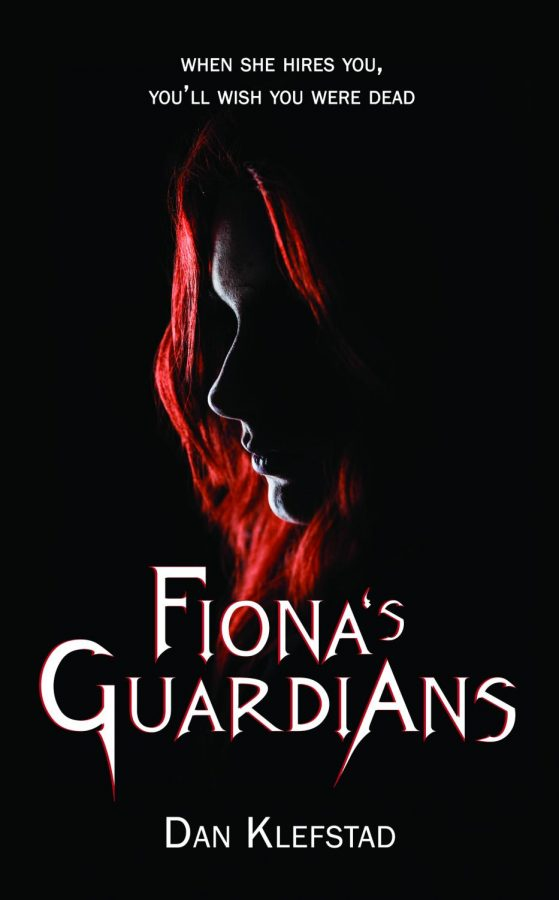 Book cover for 'Fiona's Guardians' courtesy of Dan Klefstad