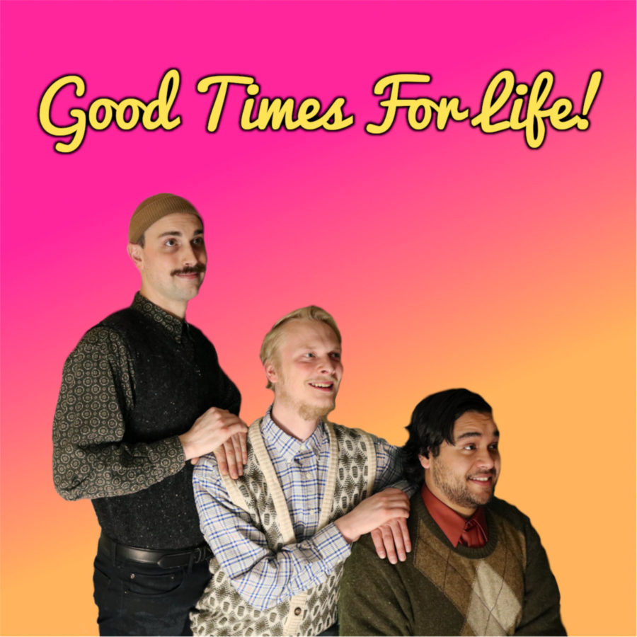 Good Times For Life album cover