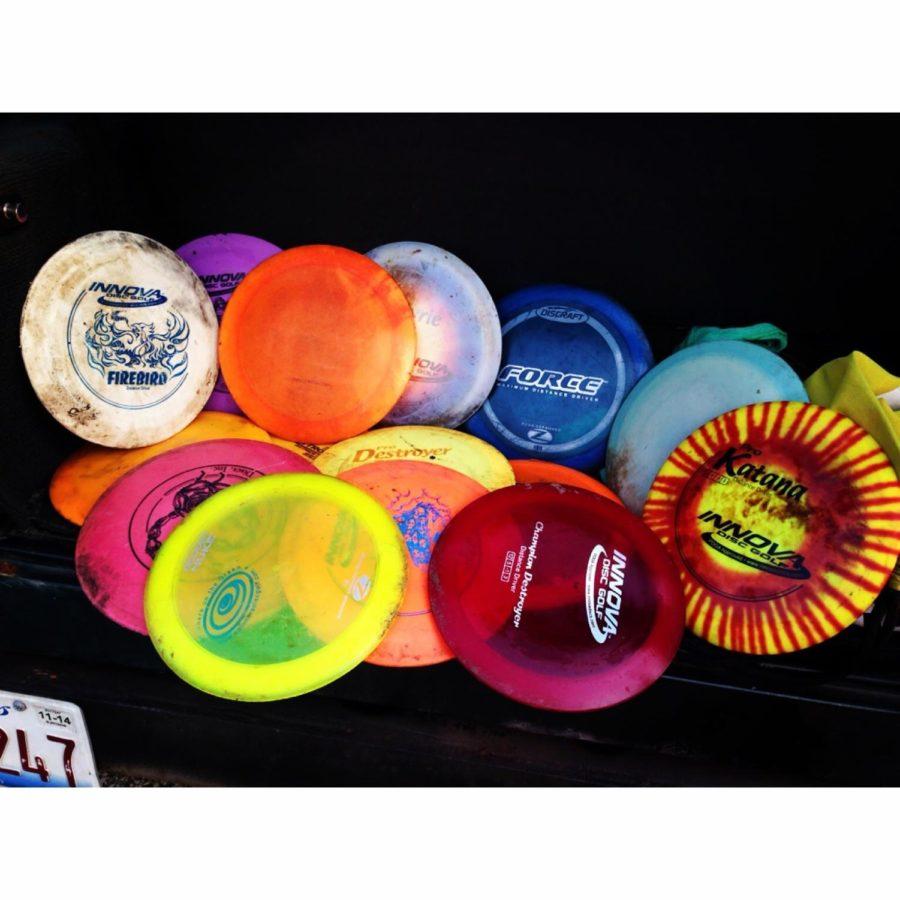 Frolf discs